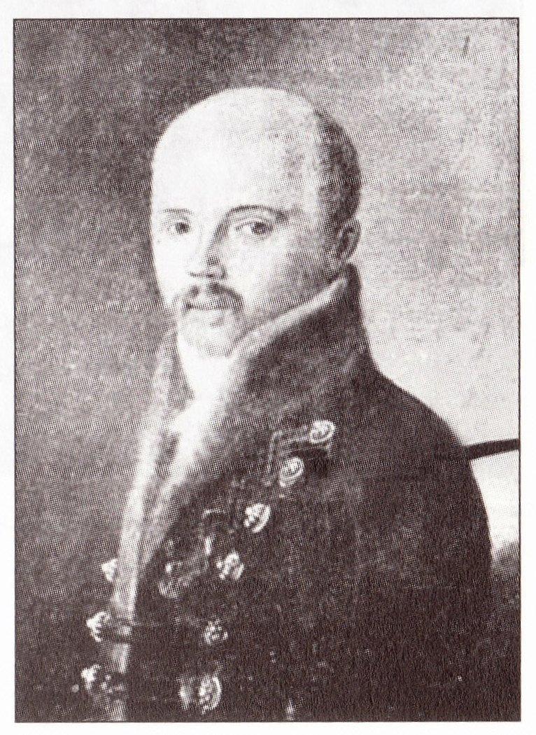 Madách Sándor, a költő nagyapja