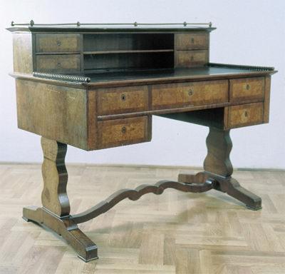 Madách Imre íróasztala